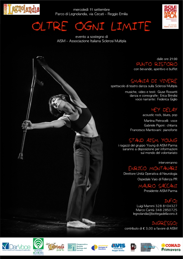 Locandina OLTRE OGNI LIMITE 2013 PDF JPEG